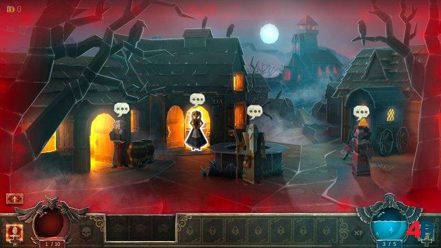 Screenshot - Book of Demons (PS4) 92611451