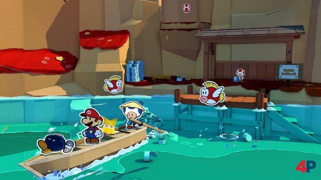 Screenshot - Paper Mario: The Origami King (Switch) 92619578