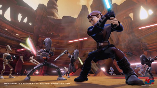 Screenshot - Disney Infinity 3.0: Play Without Limits (360) 92505420