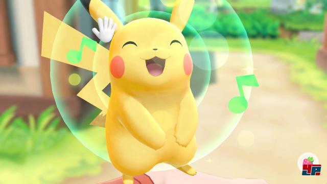 Screenshot - Pokémon Let's Go,Pikachu! & Let's Go, Evoli! (Switch) 92566054