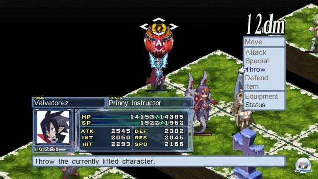 Screenshot - Disgaea 4: A Promise Unforgotten (PlayStation3)