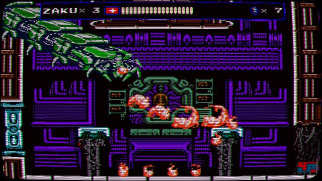 Screenshot - Oniken (Switch) 92580787