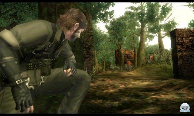 Screenshot - Metal Gear Solid: Snake Eater 3D (3DS)