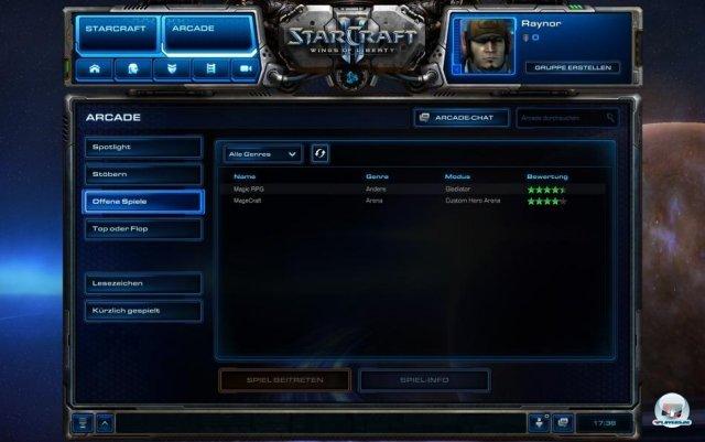 Screenshot - StarCraft II: Wings of Liberty (PC) 2379562