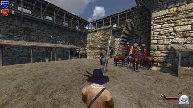Screenshot - Mount & Blade: With Fire and Sword (PC) 2222332