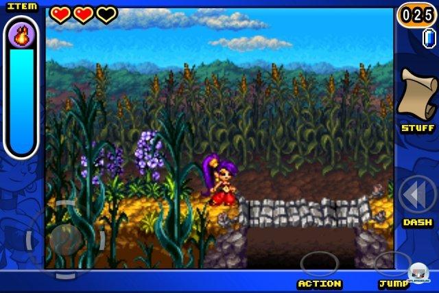 Screenshot - Shantae: Risky's Revenge (iPhone) 2283887