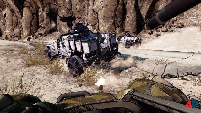 Screenshot - Borderlands 2 (OculusRift)