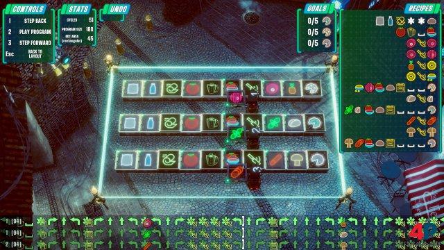 Screenshot - Neon Noodles - Cyberpunk Kitchen Automation (PC) 92601534