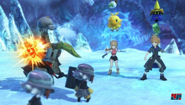 Screenshot - World of Final Fantasy (PlayStation4) 92507742