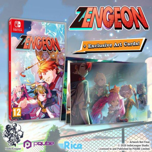 Screenshot - Zengeon (Switch)