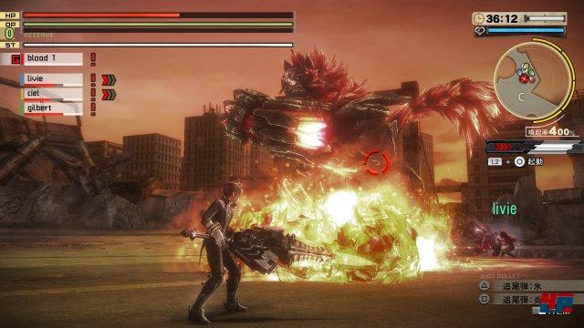 Screenshot - God Eater 2 (PlayStation4) 92494772