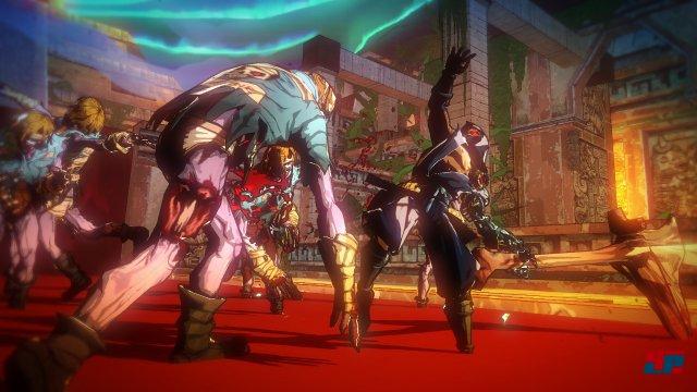 Screenshot - Yaiba: Ninja Gaiden Z (360)