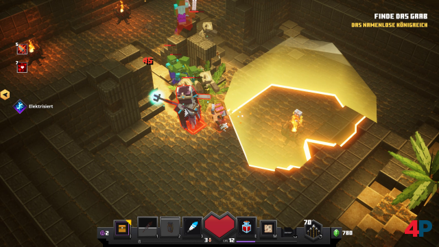 Screenshot - Minecraft Dungeons (PC) 92614182