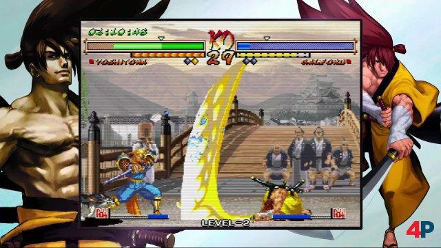 Screenshot - Samurai Shodown NeoGeo Collection (Switch)