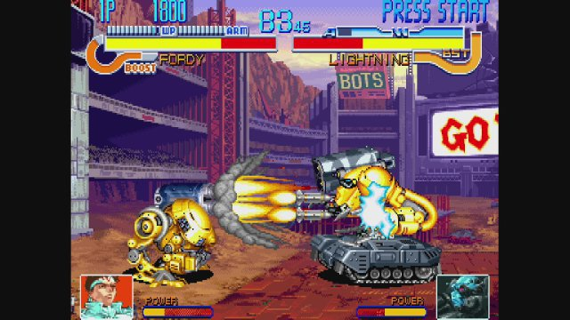 Screenshot - Capcom Arcade Stadium (Switch) 92635220