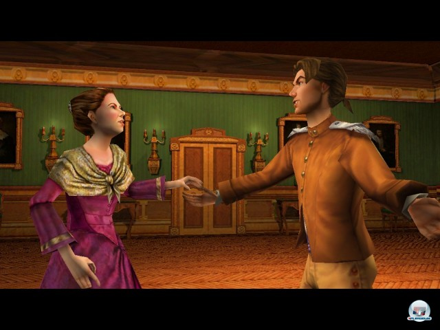 Screenshot - Sid Meier's Pirates! (iPad) 2242179