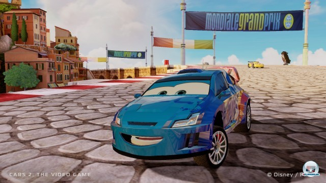 Screenshot - Cars 2: Das Videospiel (PC) 2224347
