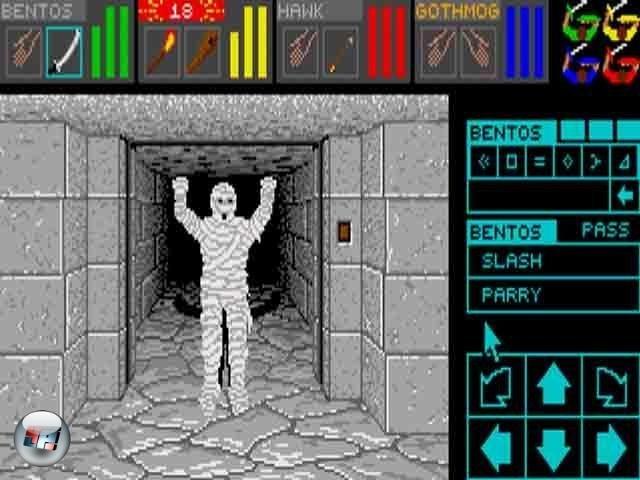 Screenshot - Dungeon Master (PC)
