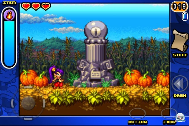 Screenshot - Shantae: Risky's Revenge (iPhone) 2283877
