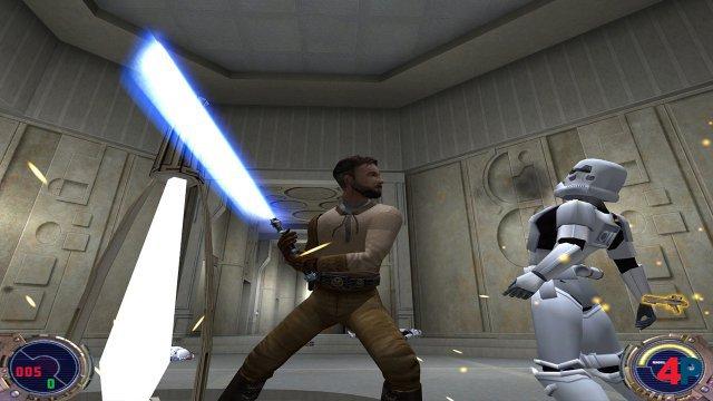Screenshot - Star Wars: Jedi Knight II - Jedi Outcast (Switch) 92595659