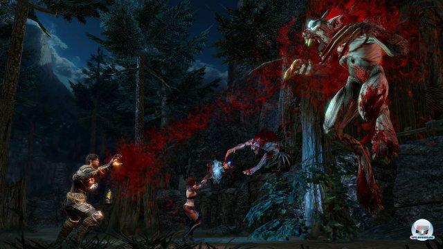 Screenshot - Blood Knights (360)