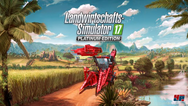 Screenshot - Landwirtschafts-Simulator 17 (Mac)