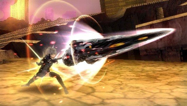 Screenshot - God Eater 2 (PSP) 92432732