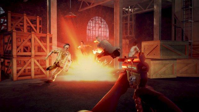 Screenshot - The Walking Dead Onslaught (HTCVive,OculusRift,PlayStationVR,VirtualReality)