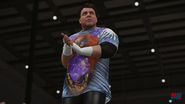 Screenshot - WWE 2K16 (PlayStation4)