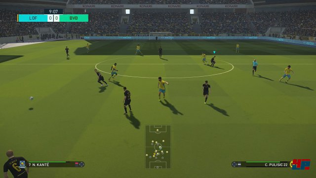 Screenshot - Pro Evolution Soccer 2018 (360) 92552524
