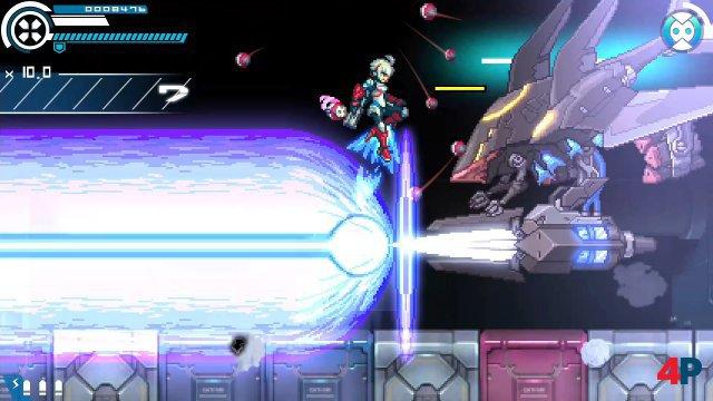 Screenshot - Gunvolt Chronicles: Luminous Avenger iX (PC)