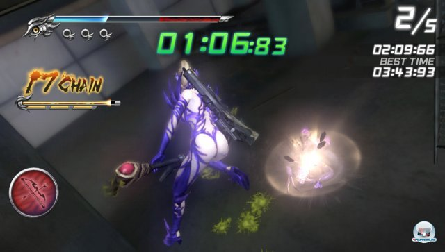 Screenshot - Ninja Gaiden: Sigma 2 (PS_Vita) 92456262