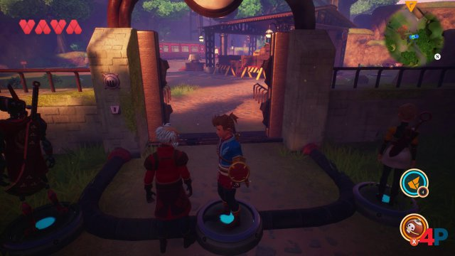 Screenshot - Oceanhorn 2: Knights of the Lost Realm (Switch) 92628184