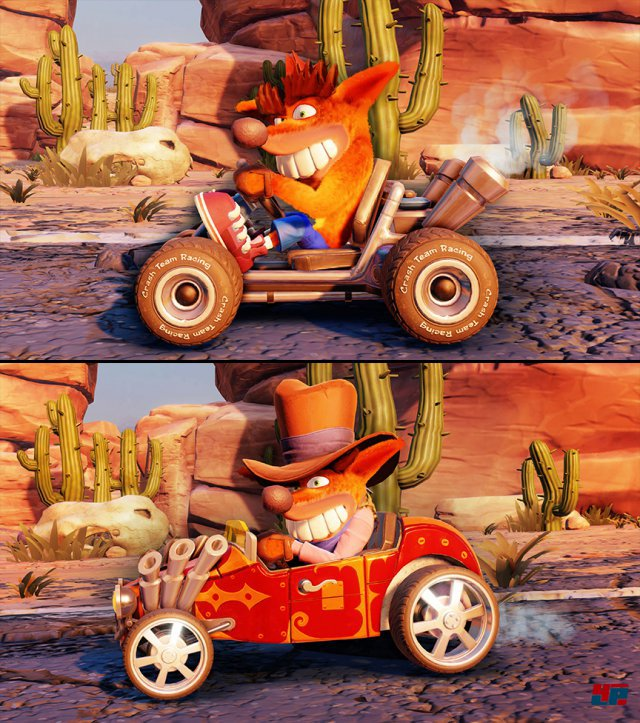 Screenshot - Crash Team Racing Nitro-Fueled (PS4) 92587587