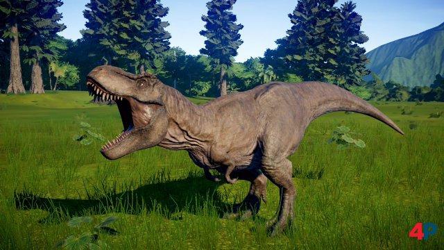 Screenshot - Jurassic World Evolution (Switch)