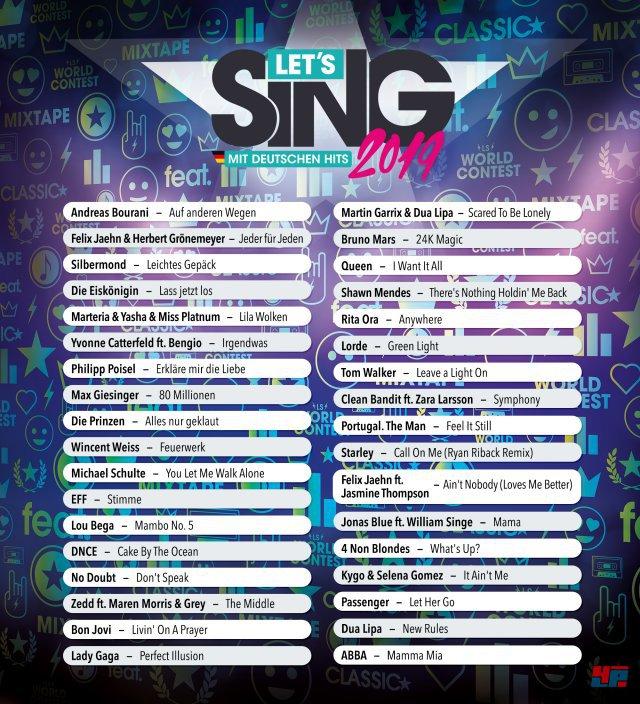 Screenshot - Let's Sing 2019 Mit Deutschen Hits (PS4)