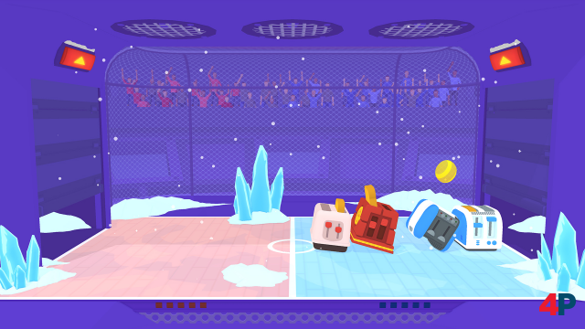 Screenshot - Toasterball (PC)