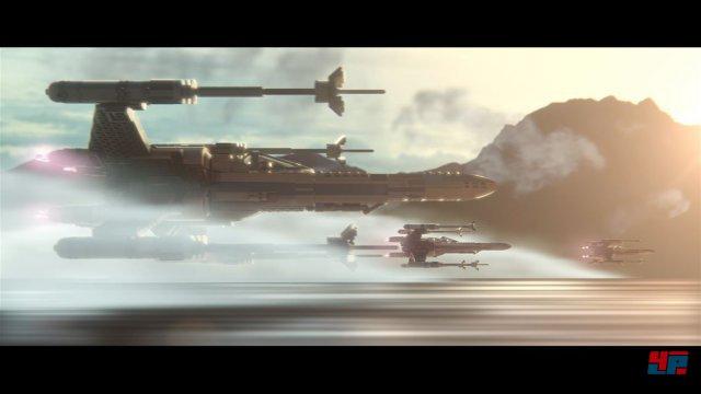 Screenshot - Lego Star Wars: Das Erwachen der Macht (PC) 92519411