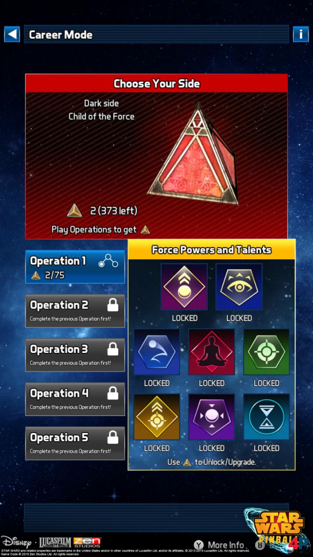 Screenshot - Star Wars Pinball (Switch) 92592606