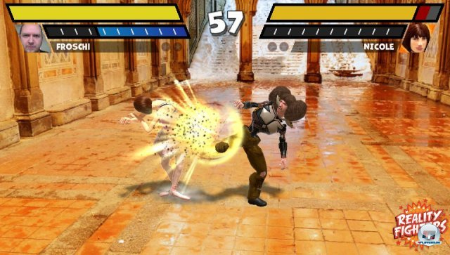 Screenshot - Reality Fighters (PS_Vita) 2320107