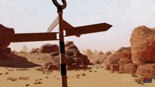 Bizarr: was hat es mit der Traum-Wüste auf sich?