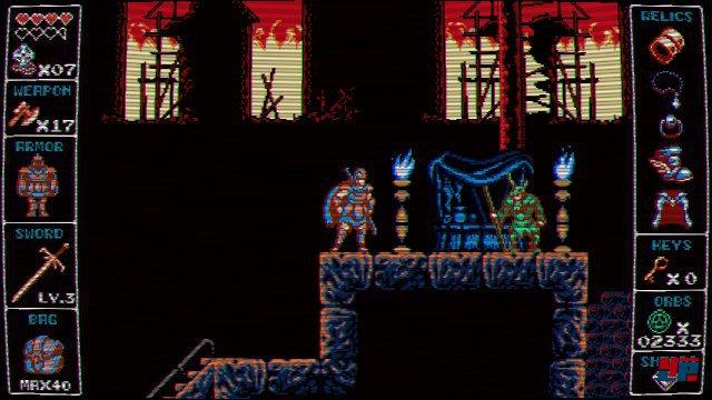 Screenshot - Odallus: The Dark Call (PC) 92580802