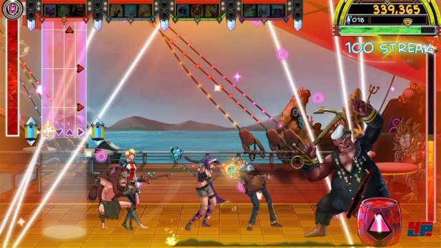 Screenshot - The Metronomicon: Slay the Dancefloor (PS4)