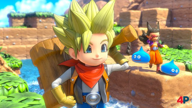 Screenshot - Dragon Quest Builders 2 (PS4) 92592288