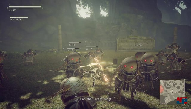 Screenshot - NieR: Automata (PS4) 92541698
