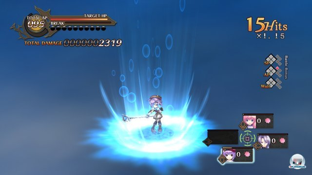 Screenshot - Agarest: Generations of War 2 (PlayStation3) 2297162