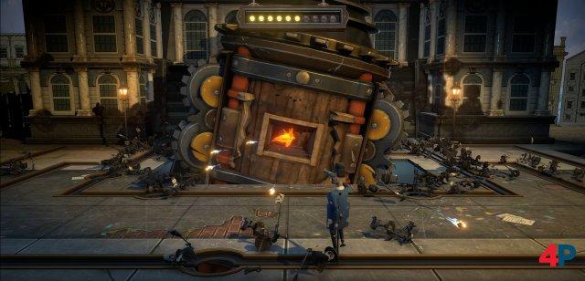 Screenshot - Bartlow's Dread Machine (PC)