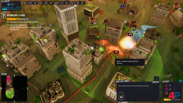 Screenshot - Blaze Revolutions (PC)