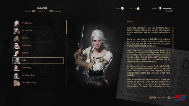 Screenshot - The Witcher 3: Wild Hunt (PlayStation4) 92504506