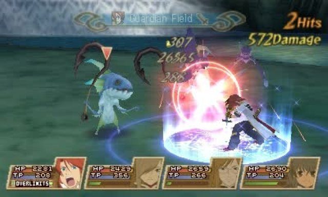Screenshot - Tales of the Abyss (3DS) 2292422